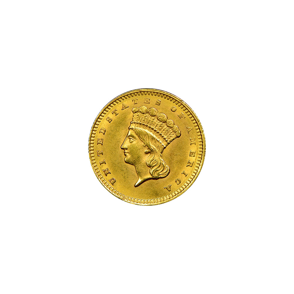 $1 Gold Coins