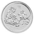 Australian Lunar Silver Series II