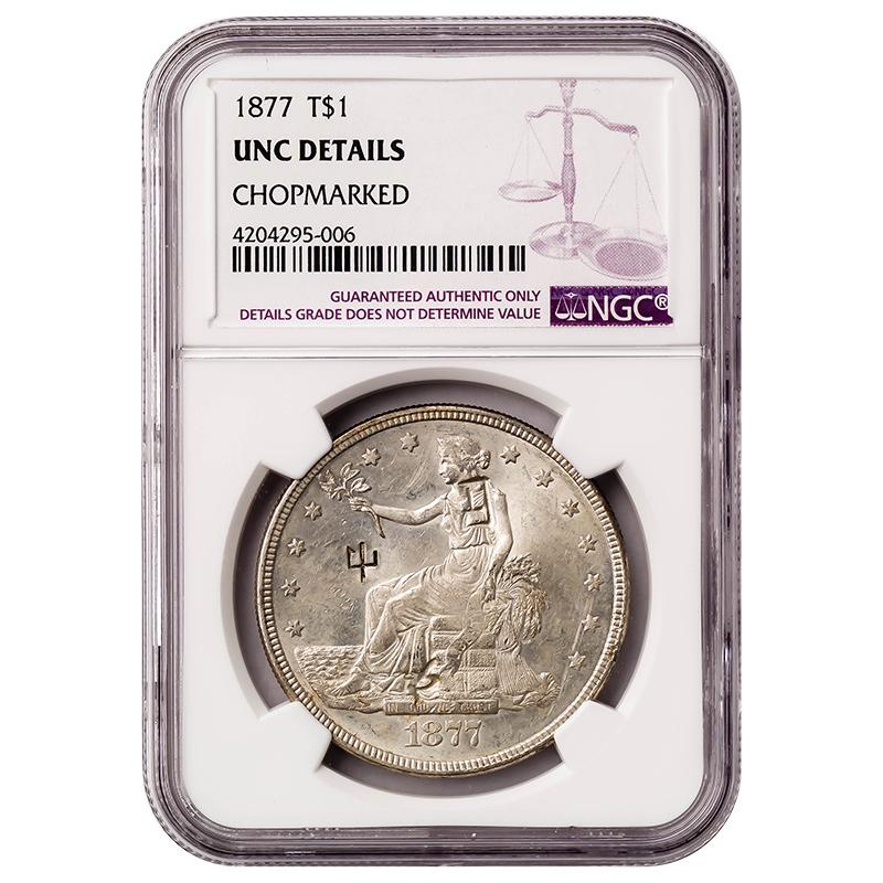 Certified Trade Dollars