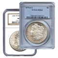 1890-1921 Certified Morgan Dollars