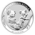 Australian Silver Koalas