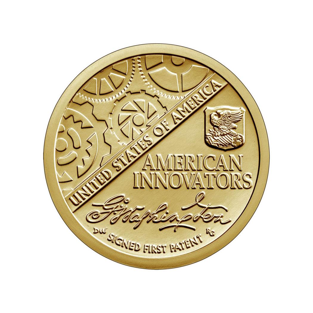 American Innovation Dollar Coins