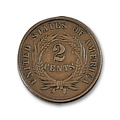 Two Cent Pieces