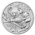 Australian Silver Koala Two Ounce
