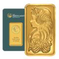 25g - 100g Gold Bars