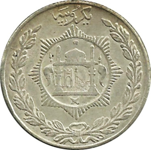 Afghanistan World Coins