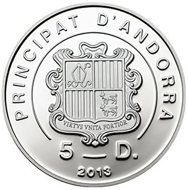 Andorra World Coins