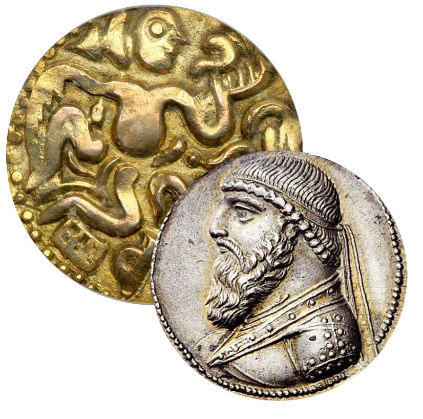 Ancient Arabic & Non-Classical Coins