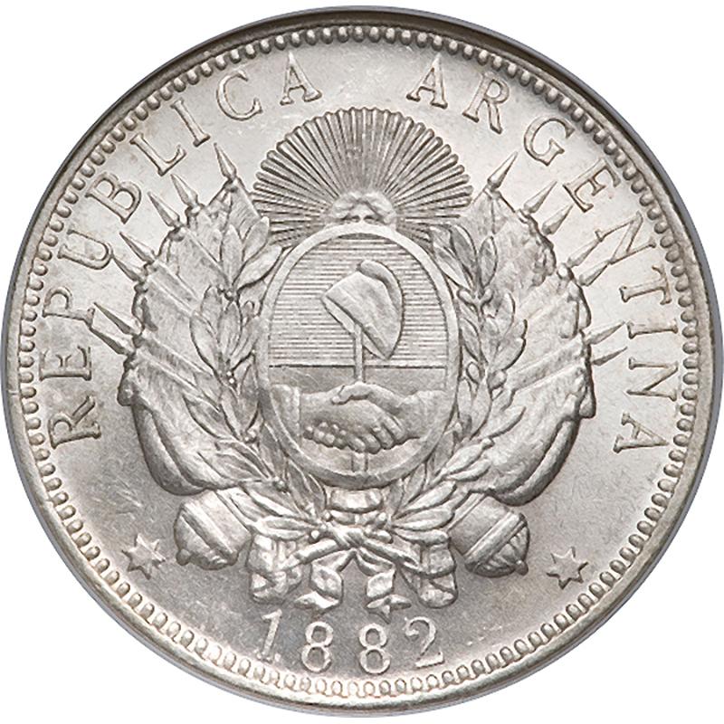 Argentina World Coins
