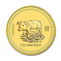 Australian Gold Lunar Series 1