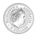 Australian Lunar Silver 5 Ounce