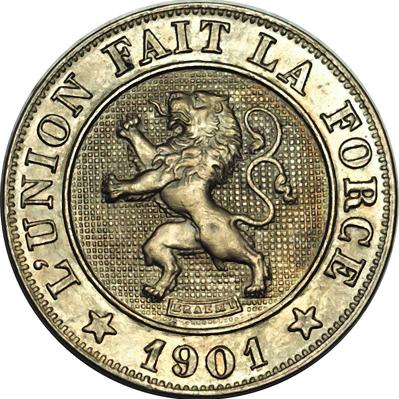 Belgium World Coins