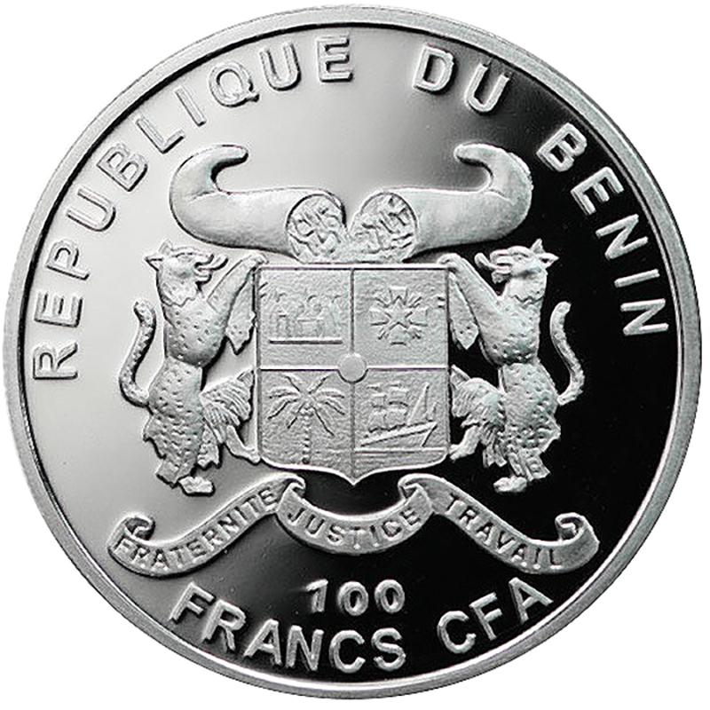 Benin World Coins
