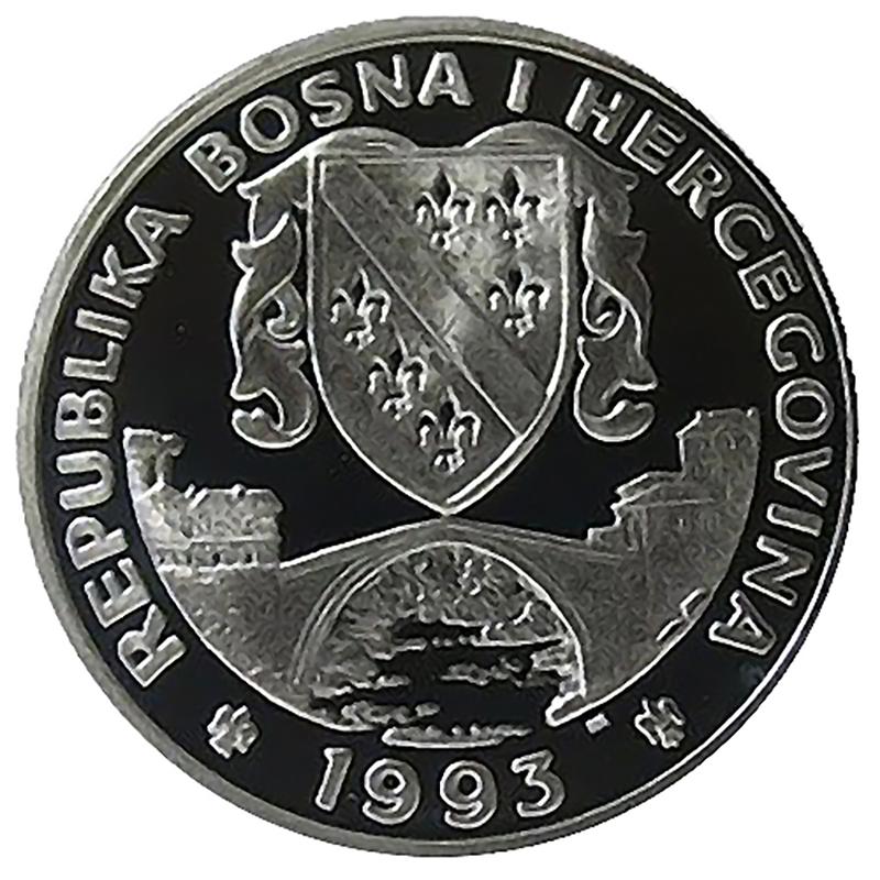 Bosnia-Herzegovina World Coins