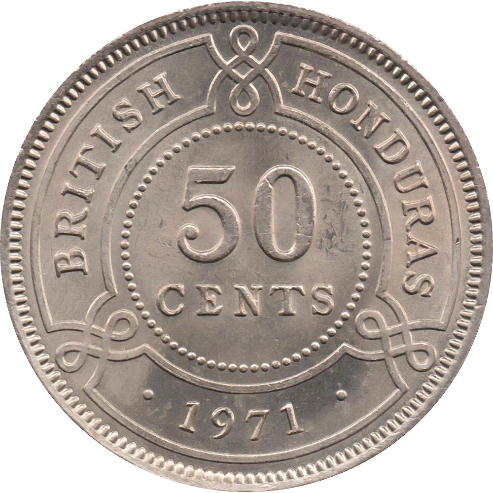 British Honduras World Coins