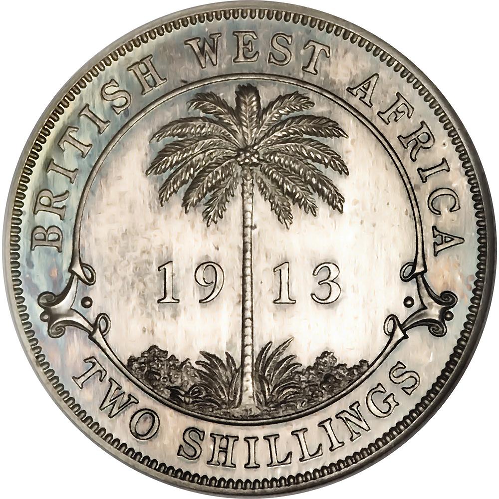 British West Africa World Coins