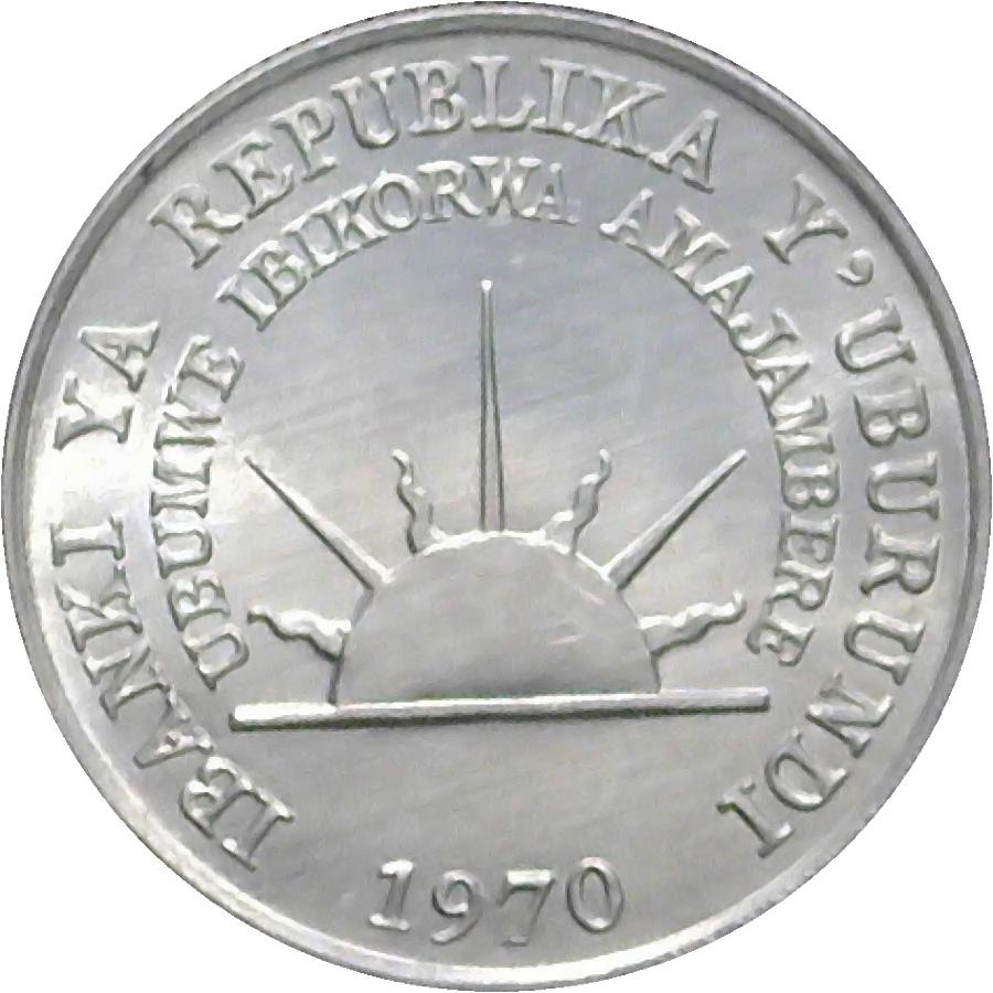 Burundi World Coins