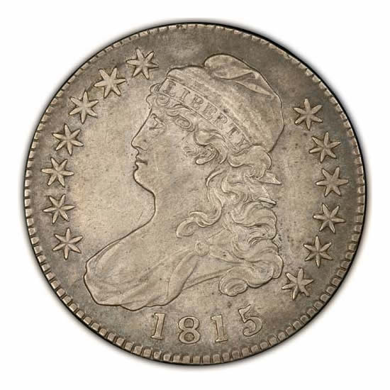 Bust Halves Almost Uncirculated