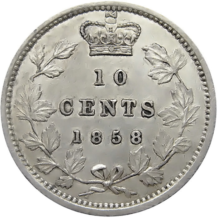 Canada 10 Cents