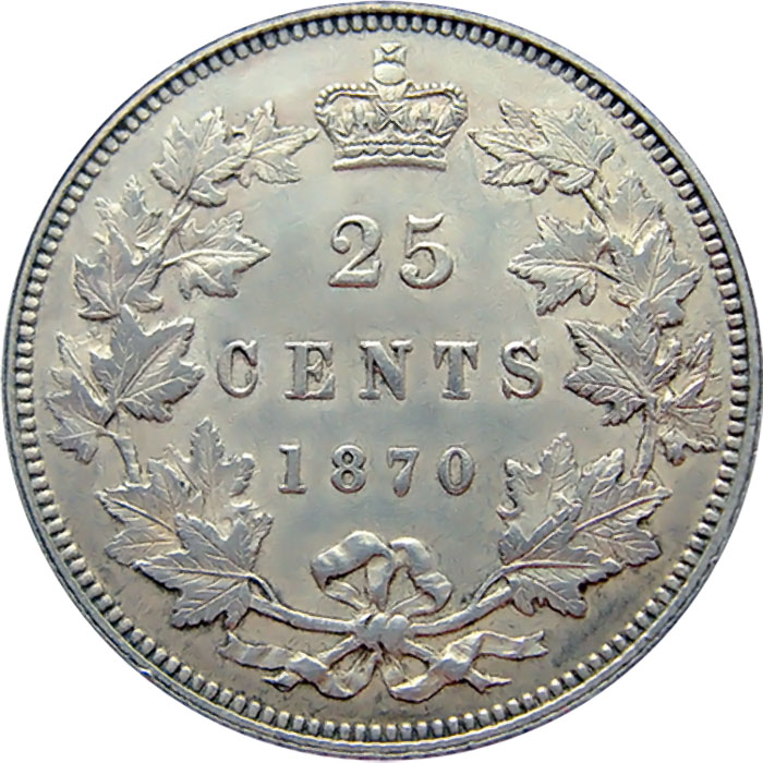 Canada 25 Cents