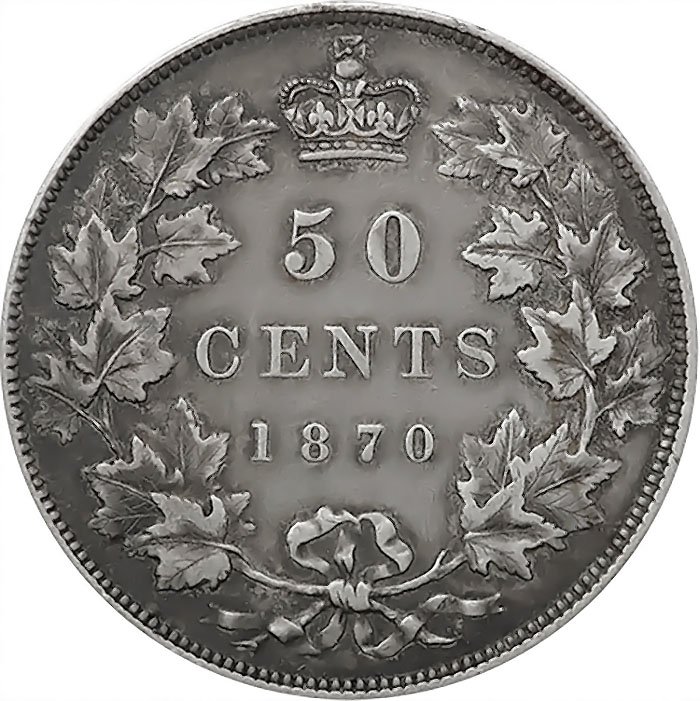 Canada 50 Cents