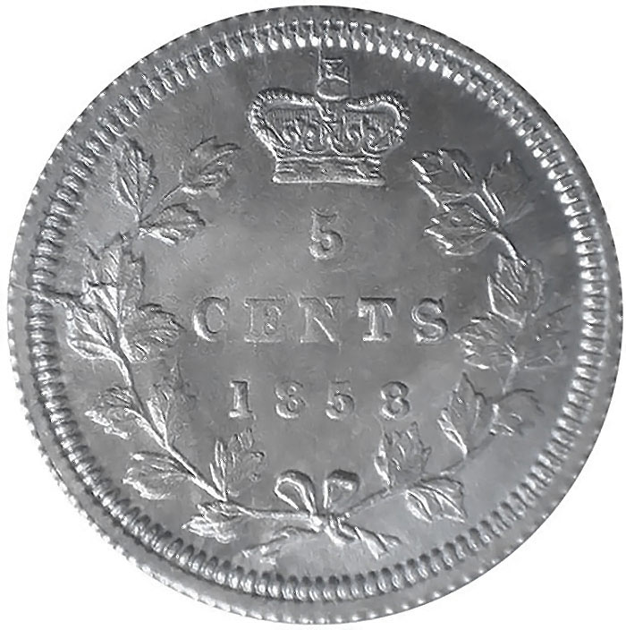 Canada 5 Cents