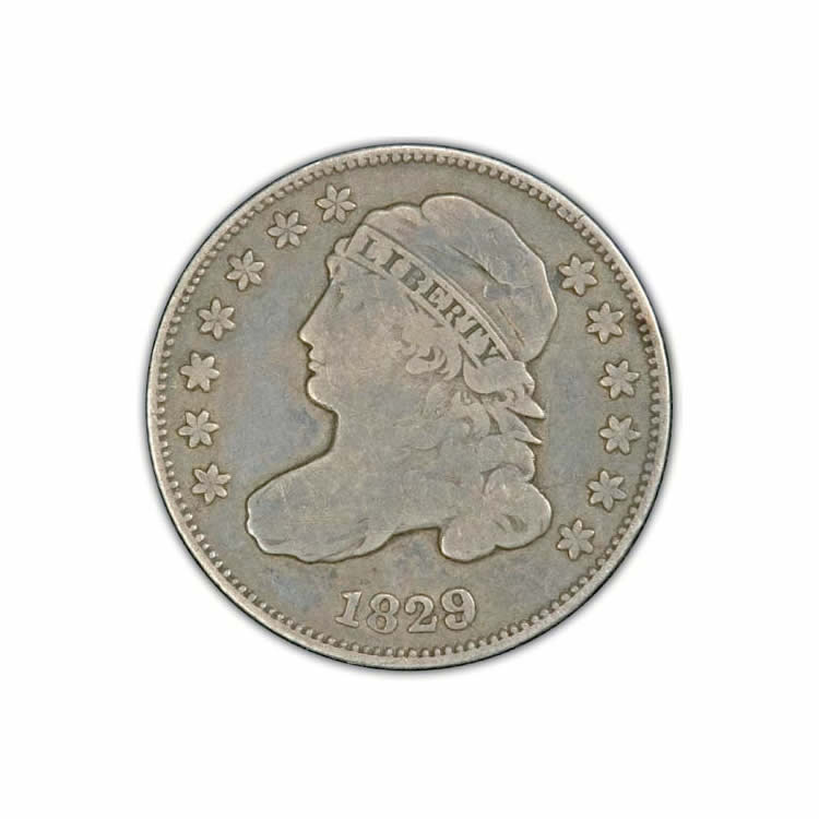 Capped Bust Dimes Fine