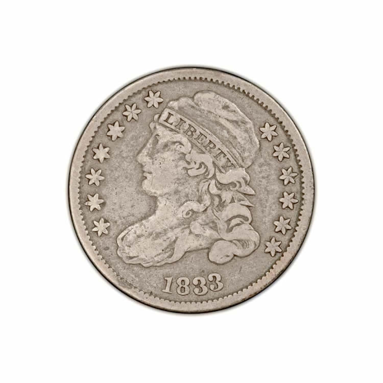 Capped Bust Dimes Very Fine