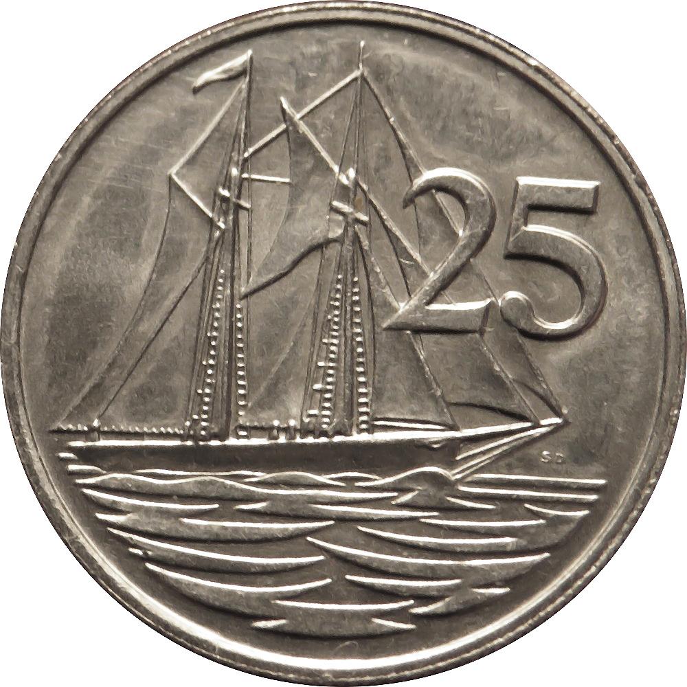Cayman Islands World Coins