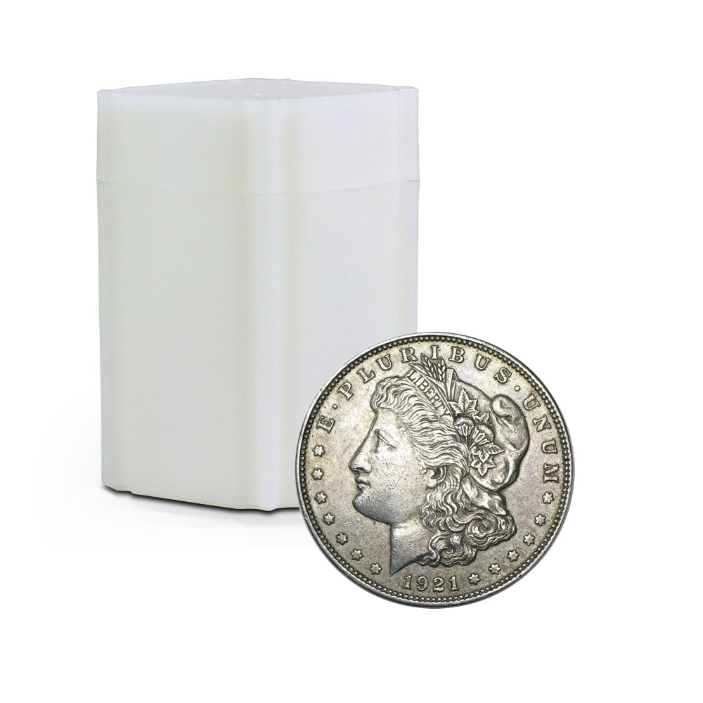 Circulated Morgan Dollar Rolls