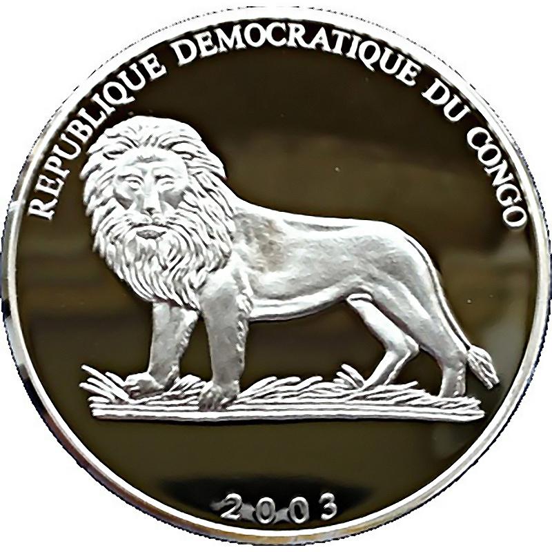 Congo World Coins