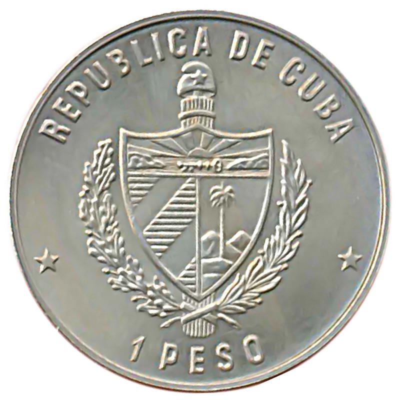 Cuba World Coins