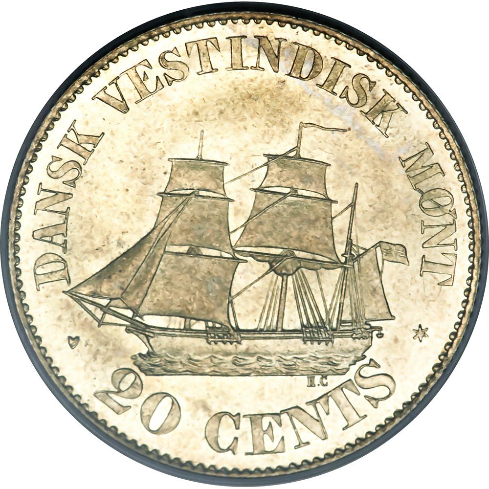 Danish West Indies World Coins