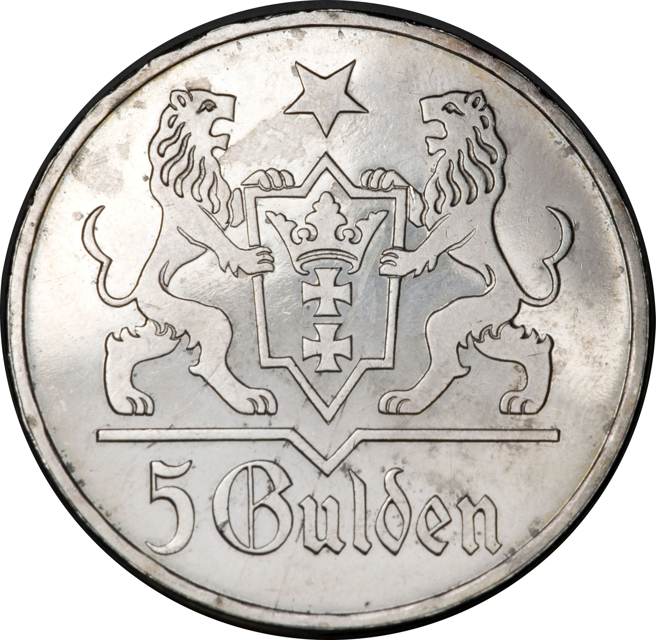 Danzig World Coins