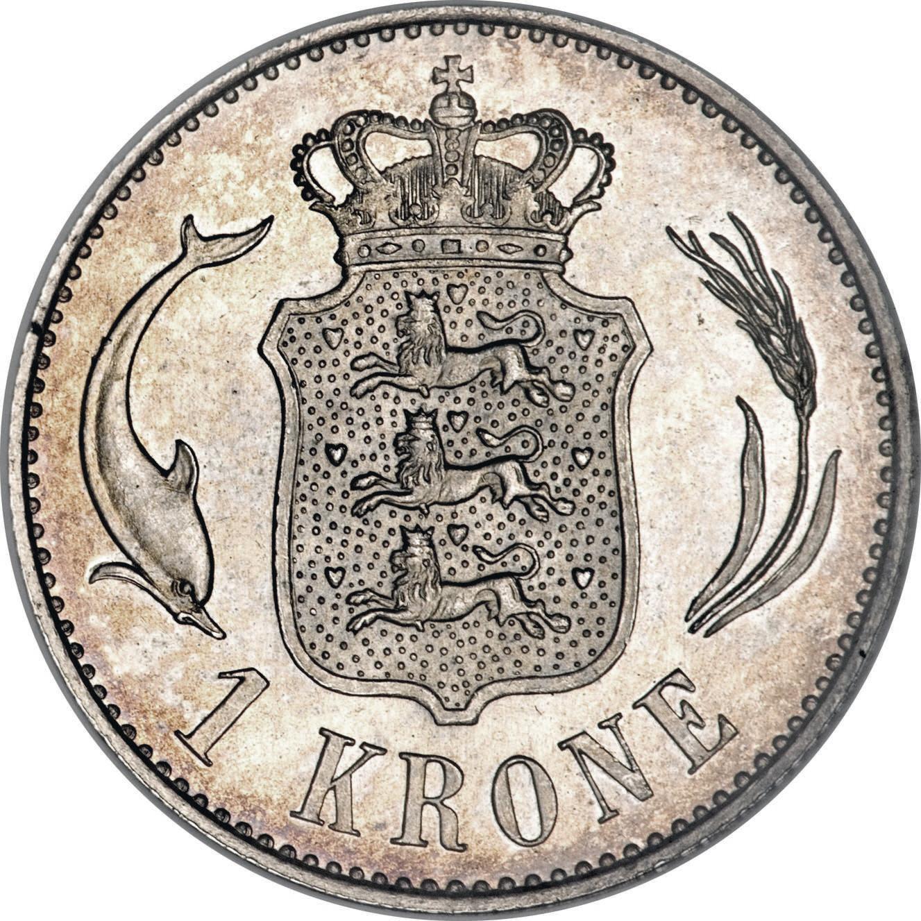 Denmark World Coins