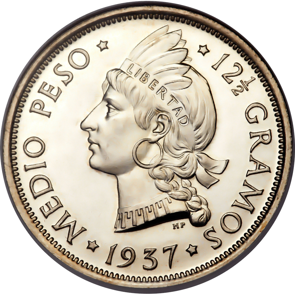Dominican Republic World Coins