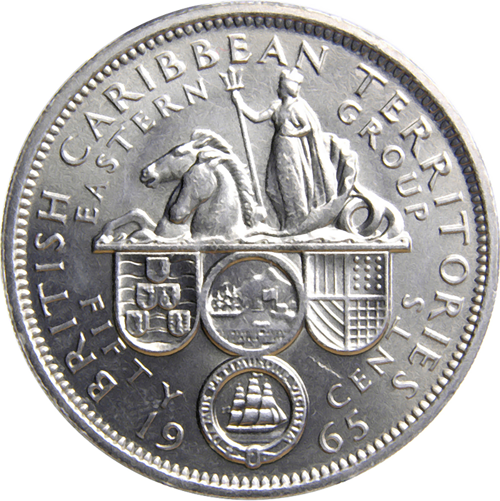 East Caribbean States World Coins