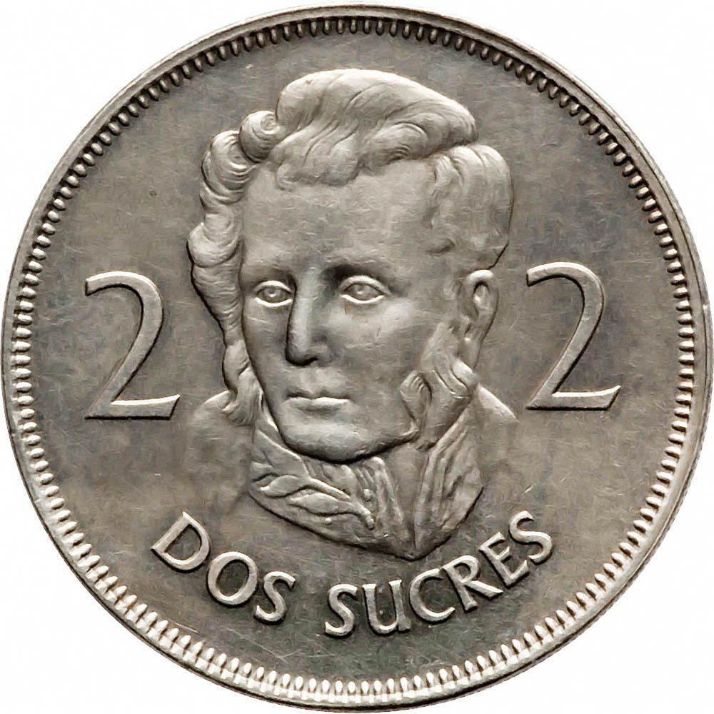 Ecuador World Coins