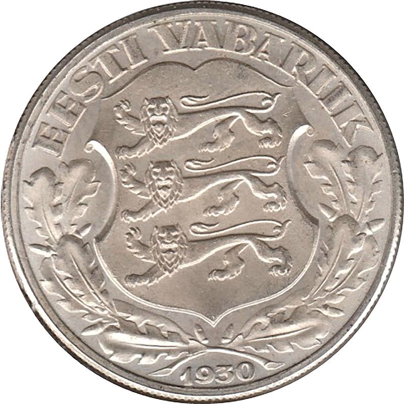 Estonia World Coins