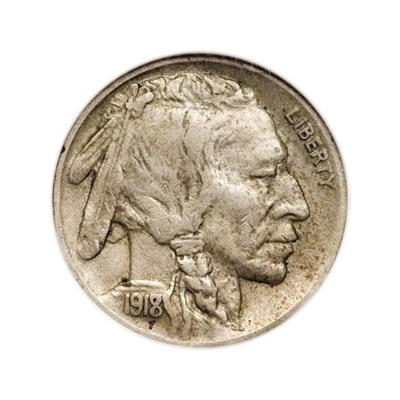 Buffalo Nickels Extra Fine Condition