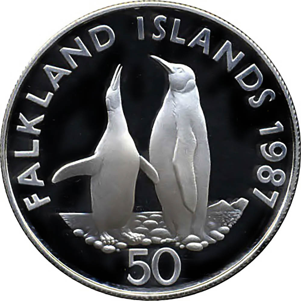 Falkland Islands World Coins