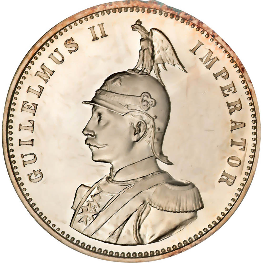 German East Africa World Coins
