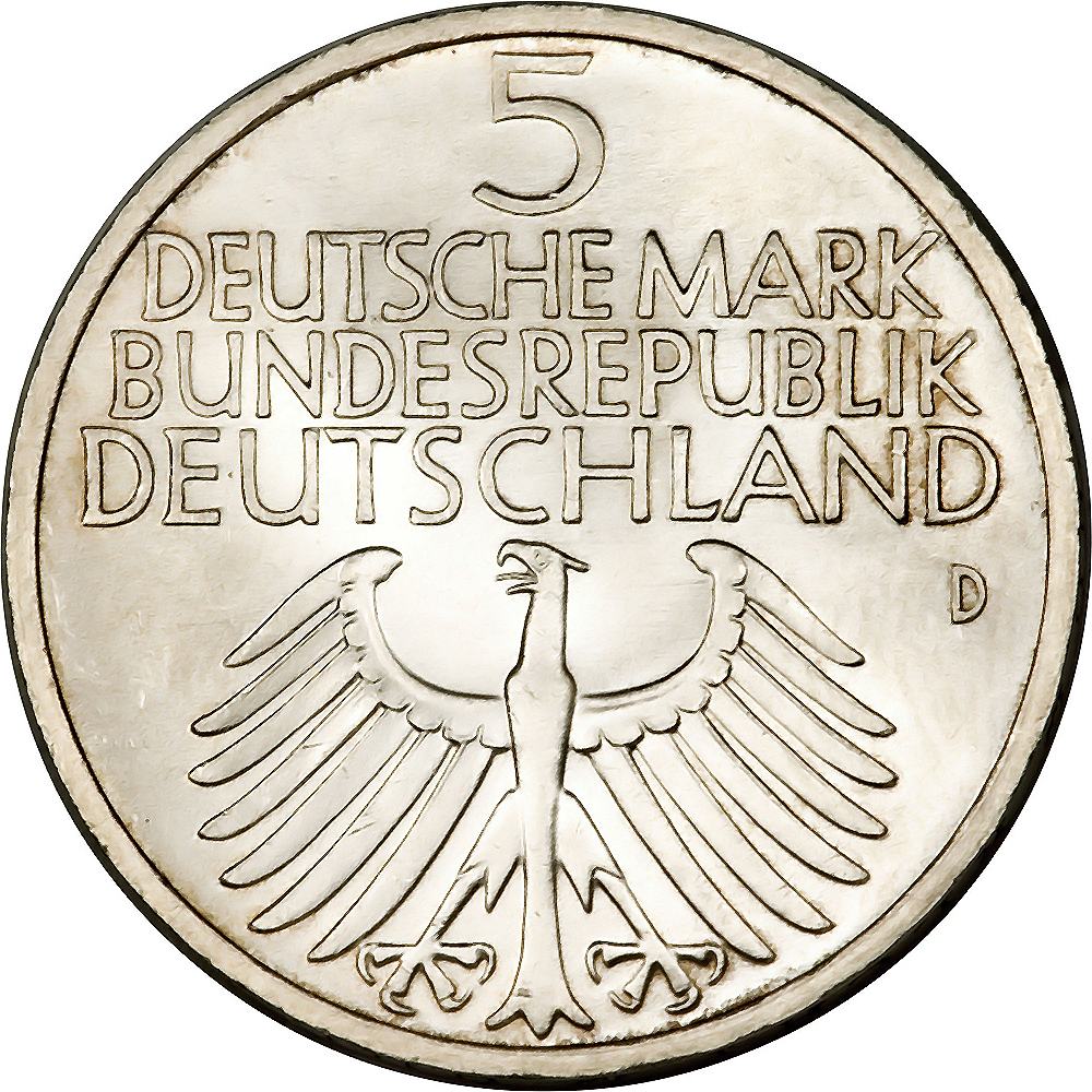 Germany Federal Republic World Coins