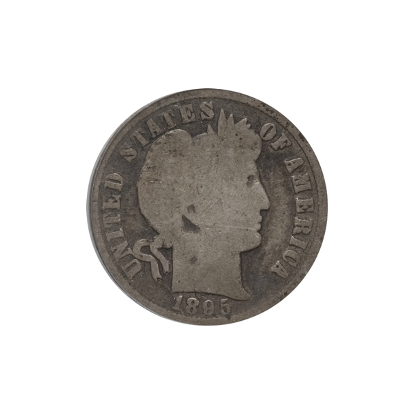 Barber Dimes Good Condition