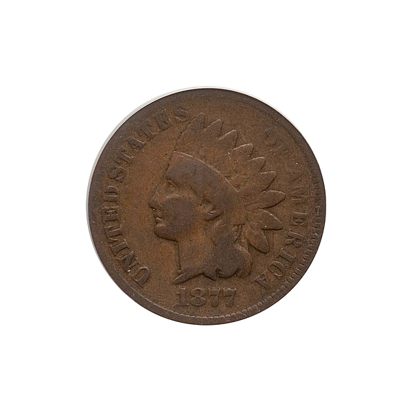Indian Head Cents Good-Very Good Condition