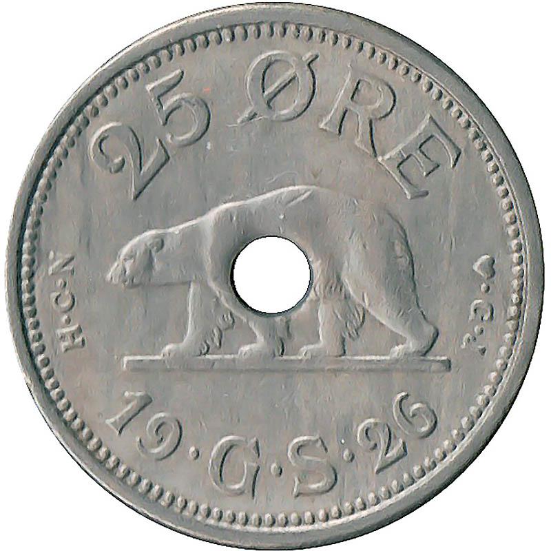 Greenland World Coins
