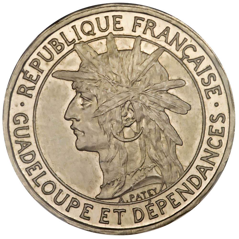 Guadeloupe World Coins