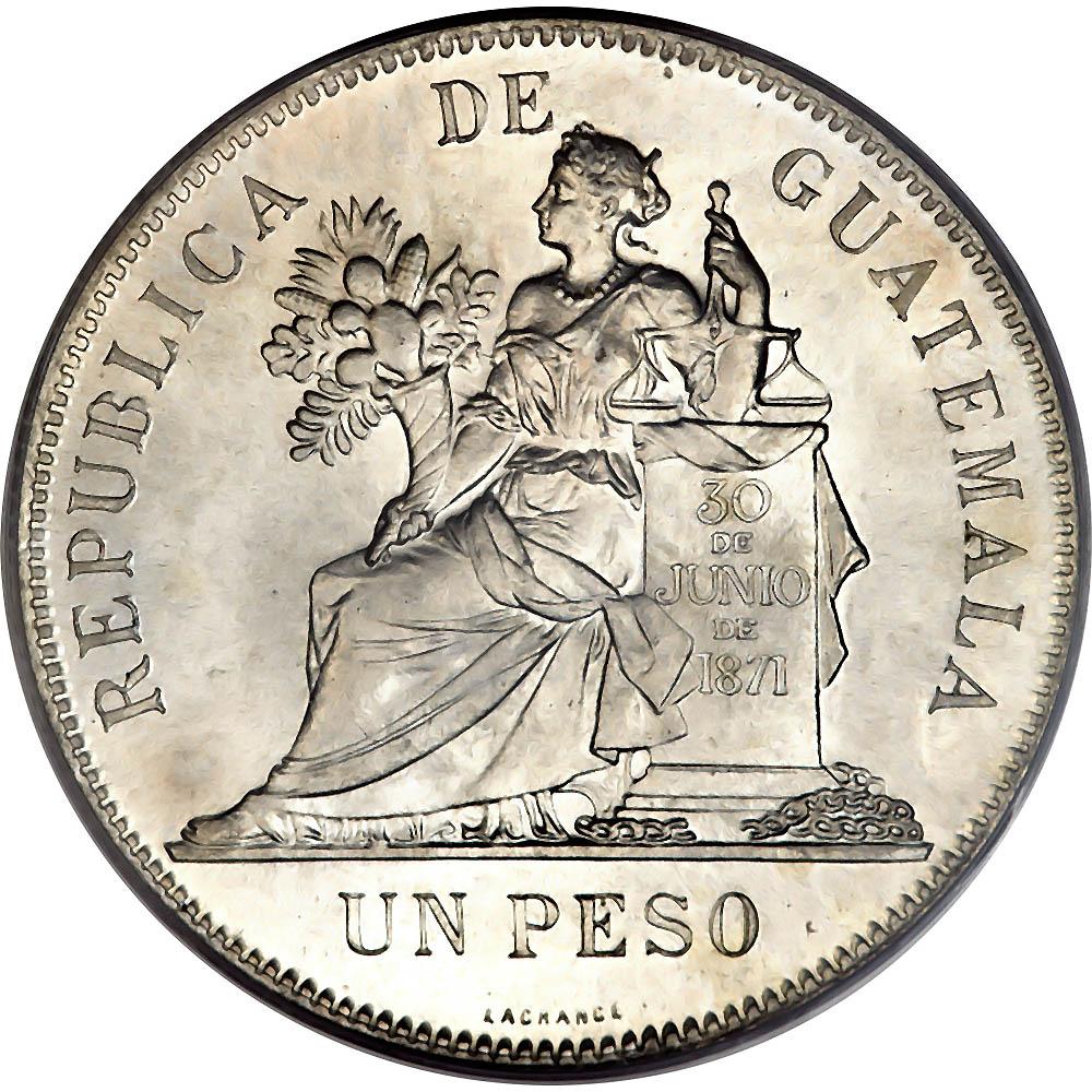 Guatemala World Coins