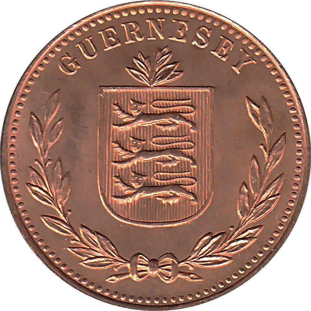 Guernsey World Coins