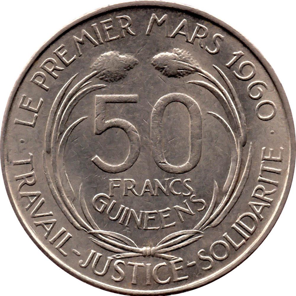 Guinea World Coins